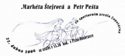 Svatební oznámení - Markéta Štejrová a Petr Pešta